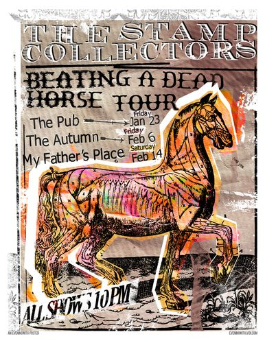 The Stamp Collectors - Beating a Dead Horse Tour