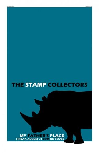 The Stamp Collectors at My Father's Place